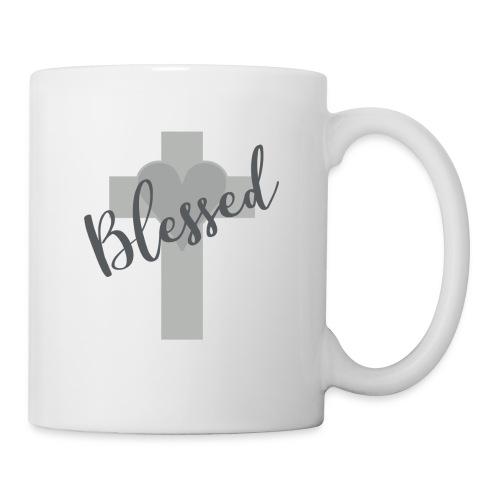 Blessed Heart - Coffee/Tea Mug