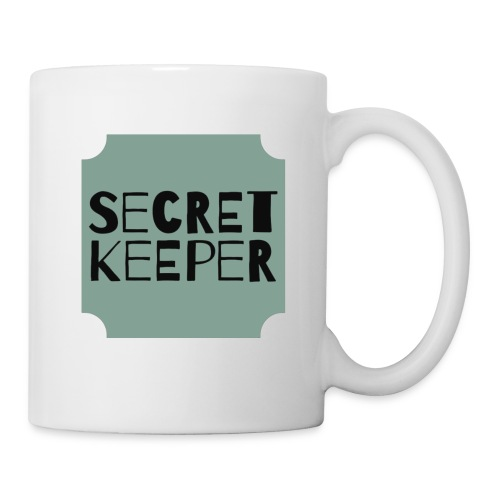 Secret Keeper - Coffee/Tea Mug