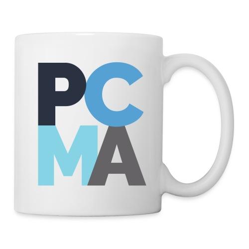 PCMA Color Block - Coffee/Tea Mug