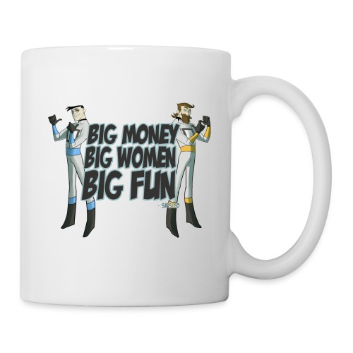 Big Money - Coffee/Tea Mug