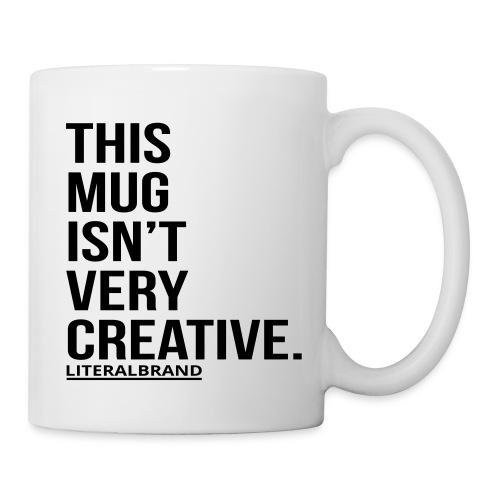 Creative mug - Coffee/Tea Mug