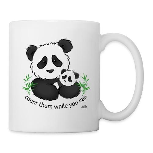 SnuggleCoats_panda - Coffee/Tea Mug