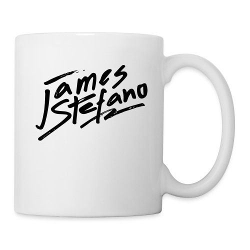 James Stefano 2017 Merchandise Black Logo - Coffee/Tea Mug