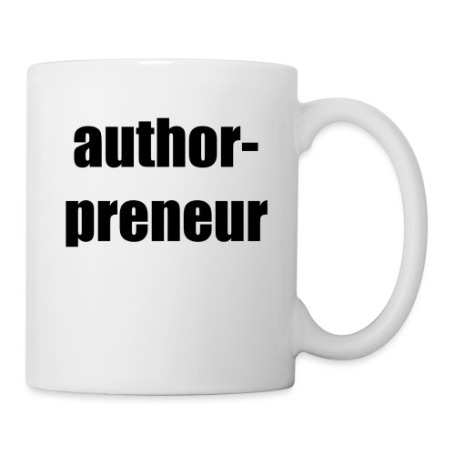 Author-preneur - Coffee/Tea Mug