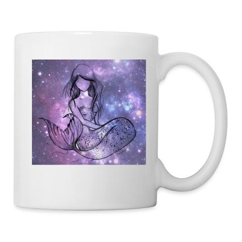 Galaxy Mermaid - Coffee/Tea Mug