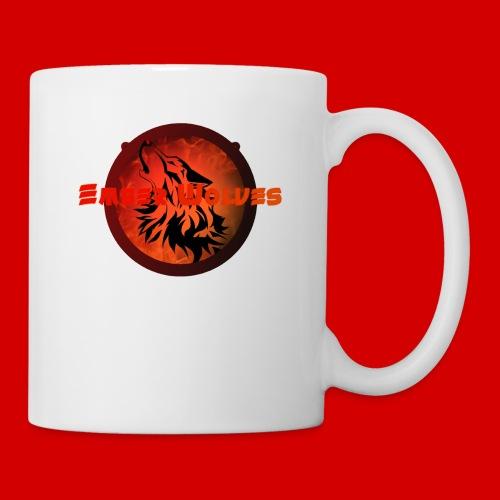 Classic Ember Wolves Logo - Coffee/Tea Mug