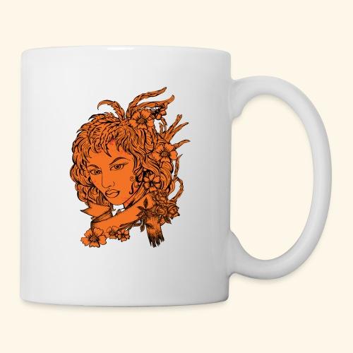 Women Face - Coffee/Tea Mug