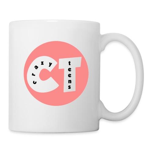 Crazy Teens Logo - Coffee/Tea Mug