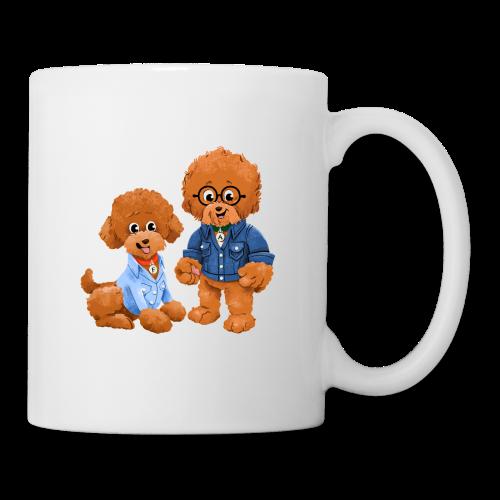 Agador Fred Duo - Coffee/Tea Mug