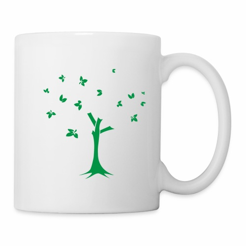 Green Tree - Coffee/Tea Mug