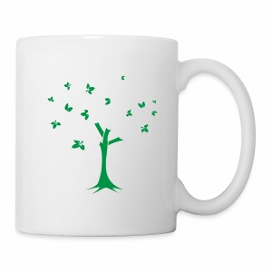 Green Tree - Coffee/Tea Mug
