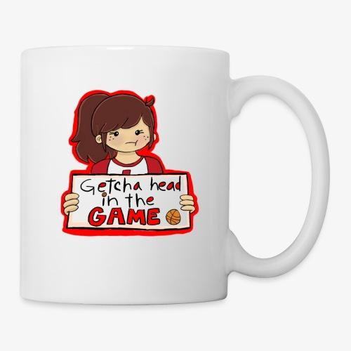 Head in the game - Coffee/Tea Mug