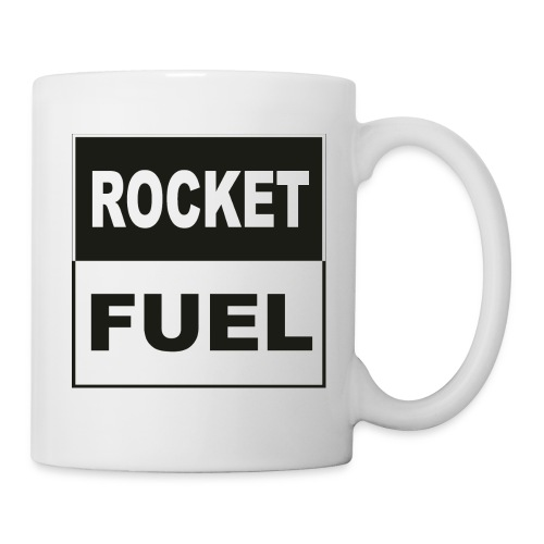 Rocket Fuel - Coffee/Tea Mug