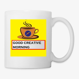 creative morning - Coffee/Tea Mug