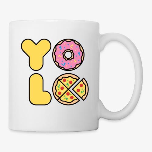 You Only Lift Once - Coffee/Tea Mug