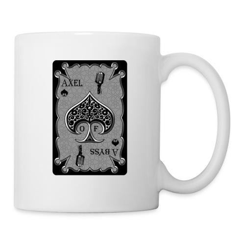 Axelofabyss Spade Card - Coffee/Tea Mug