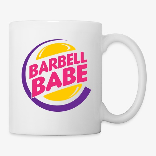 Barbell Babe - Coffee/Tea Mug