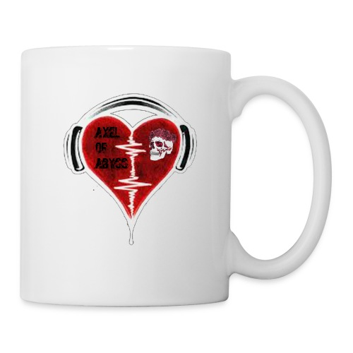 Axelofabyss Music in your heart - Coffee/Tea Mug