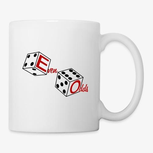 Even Odds Dice Logo - Coffee/Tea Mug