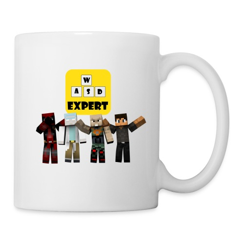 Team WASD - Coffee/Tea Mug