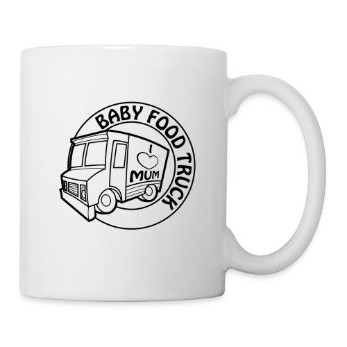 Baby Food truck - Coffee/Tea Mug