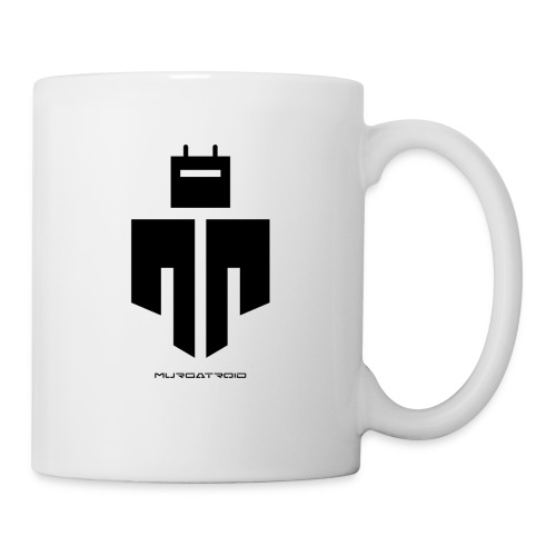 Murgatroid Robot Logo - Coffee/Tea Mug