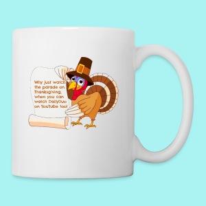 Thanksgiving Turkey - Coffee/Tea Mug