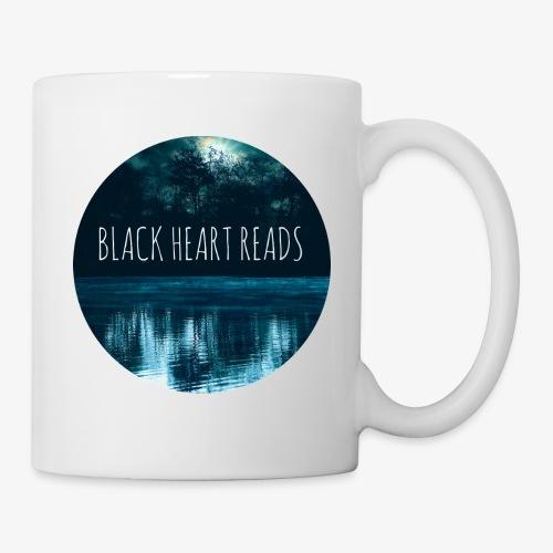 Black Heart Reads Book Club - Coffee/Tea Mug