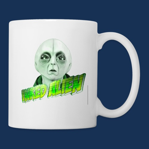 Inked Alien Logo #2 - Coffee/Tea Mug