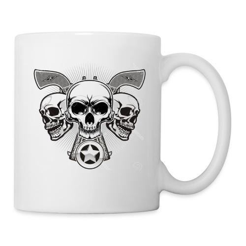 Skulls - Coffee/Tea Mug