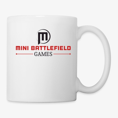 Mini Battlefield Games Logo - Coffee/Tea Mug