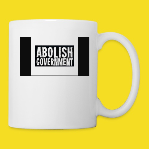 Freedom 2020 Abolish Government - Coffee/Tea Mug