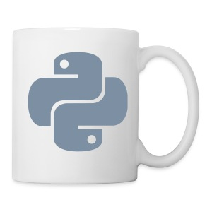 Python Logo - Coffee/Tea Mug