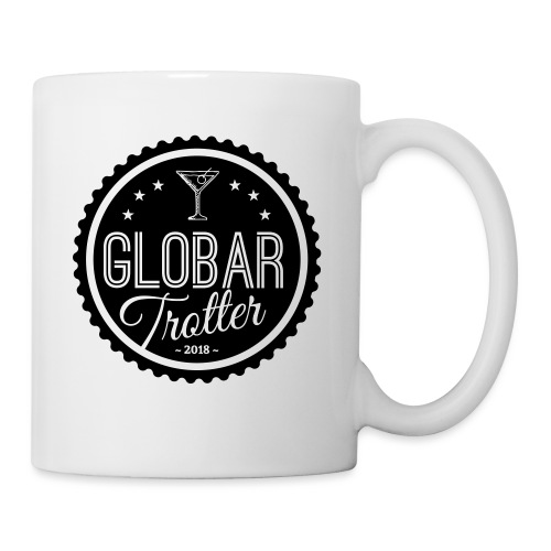 Globar Trotter - Signature Logo - Coffee/Tea Mug