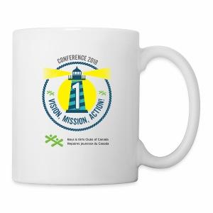 1VisionMissionAction - Coffee/Tea Mug