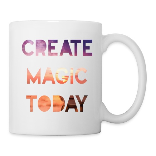 Create Magic Today - Sunset - Coffee/Tea Mug