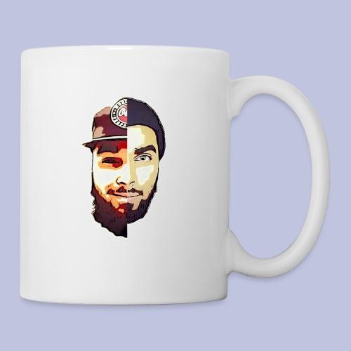 dlb face - Coffee/Tea Mug