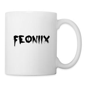 Music disgggfhfghfgh black - Coffee/Tea Mug