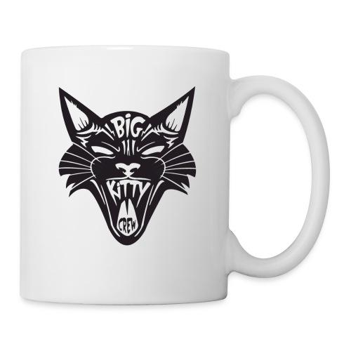 Big Kitty-Screaming Cat - Coffee/Tea Mug