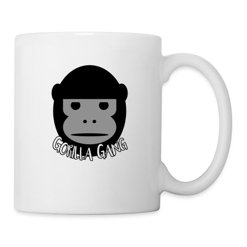 Gorilla Gang Original Insignia - Coffee/Tea Mug