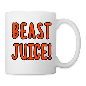 BEAST JUICE! - Coffee/Tea Mug
