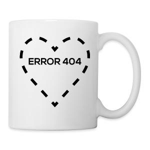 Error 404 - Coffee/Tea Mug