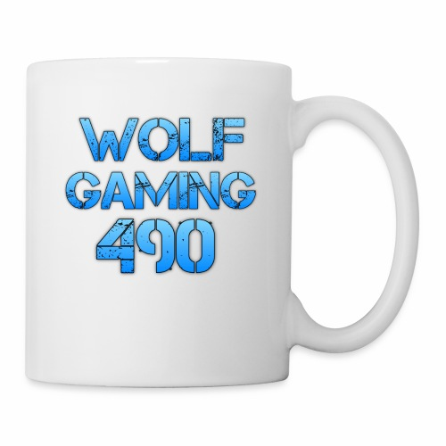 Wolfgaming490 Logo - Coffee/Tea Mug