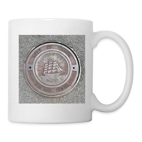 Sewer Tee - Coffee/Tea Mug