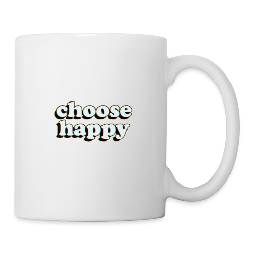 Choose Happy - Coffee/Tea Mug