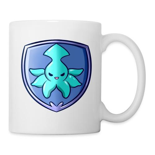 Squid Shield - Coffee/Tea Mug