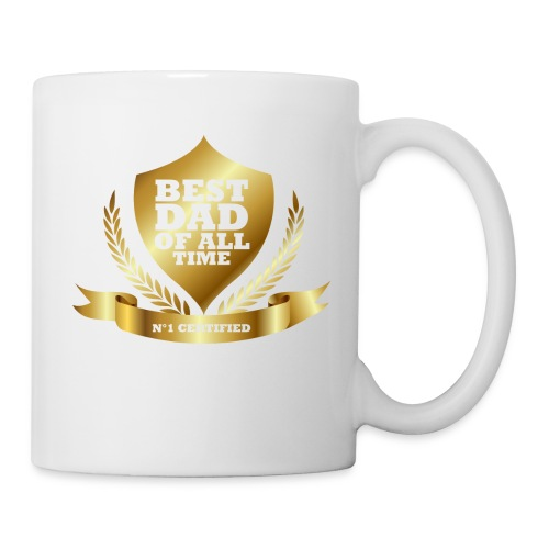 Father's day - Best Dad off all times - Coffee/Tea Mug