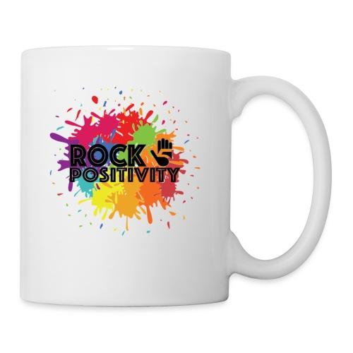 Rock Positivity - Coffee/Tea Mug