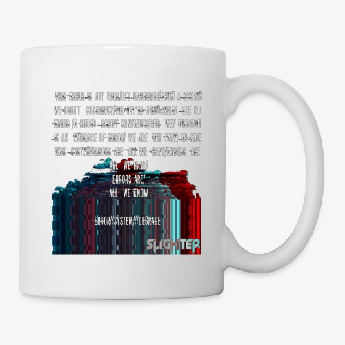ERROR Lyrics - Coffee/Tea Mug