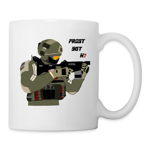 FROST SGT - Coffee/Tea Mug